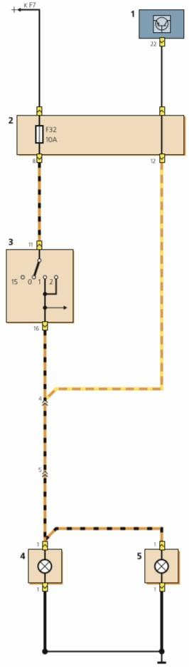 1 — блок временной задержки; 2