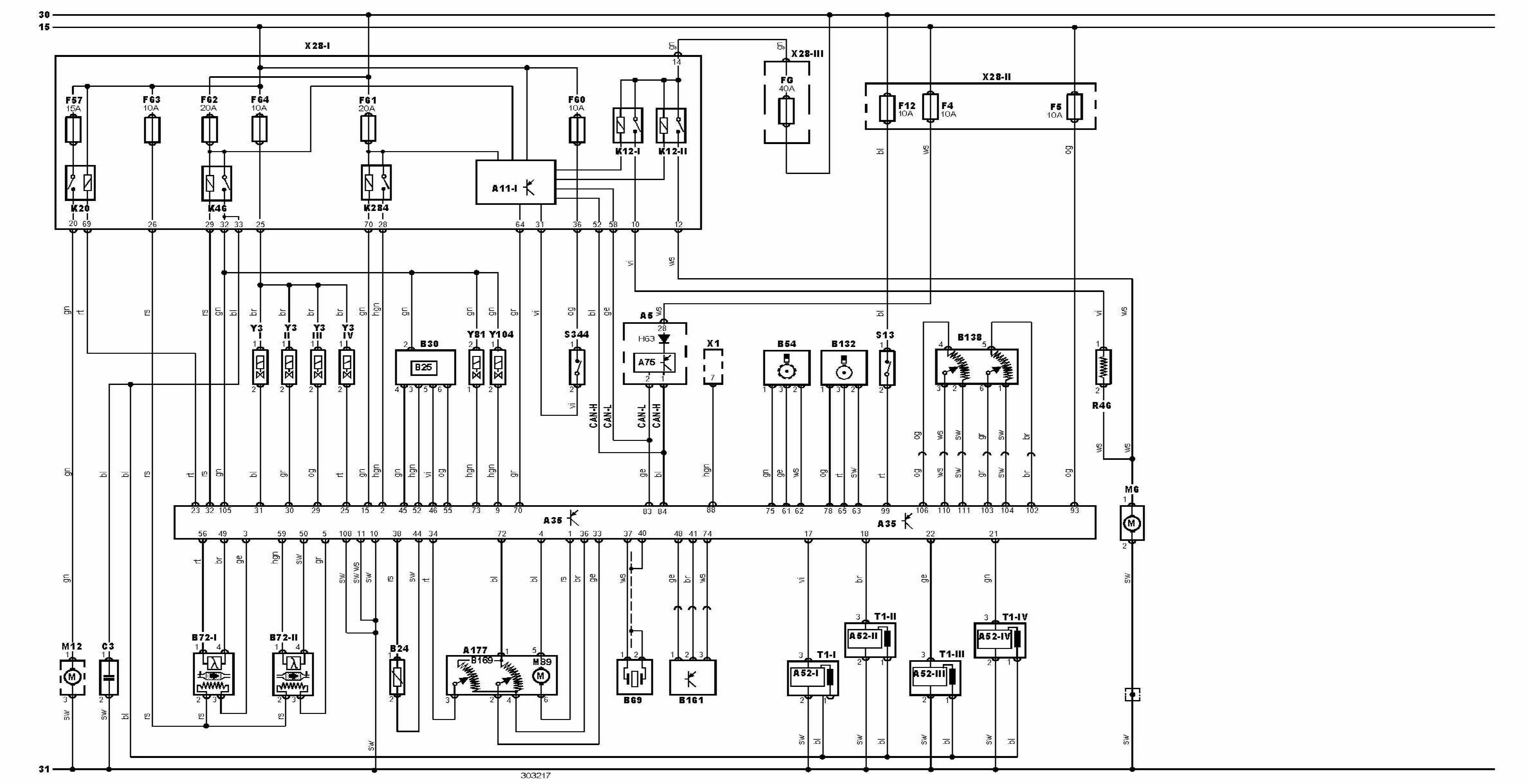 фокус 2 схема датчик положения коленвала