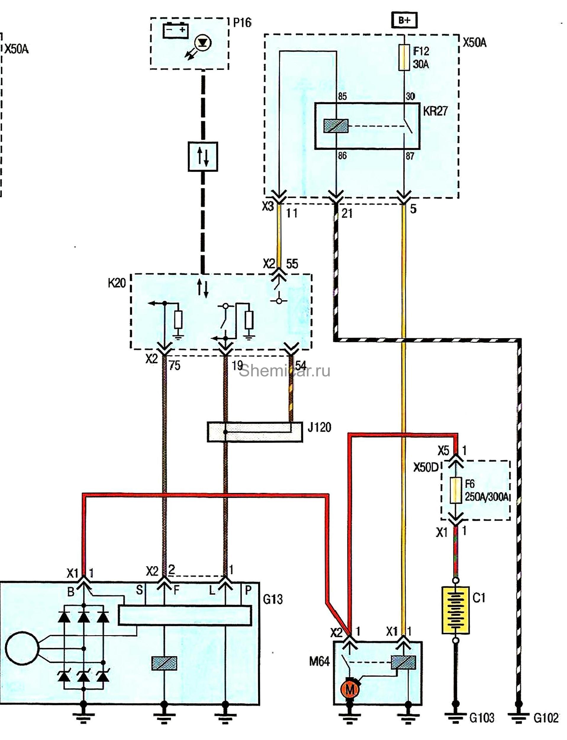 Схема топливной системы шевроле круз фото 738