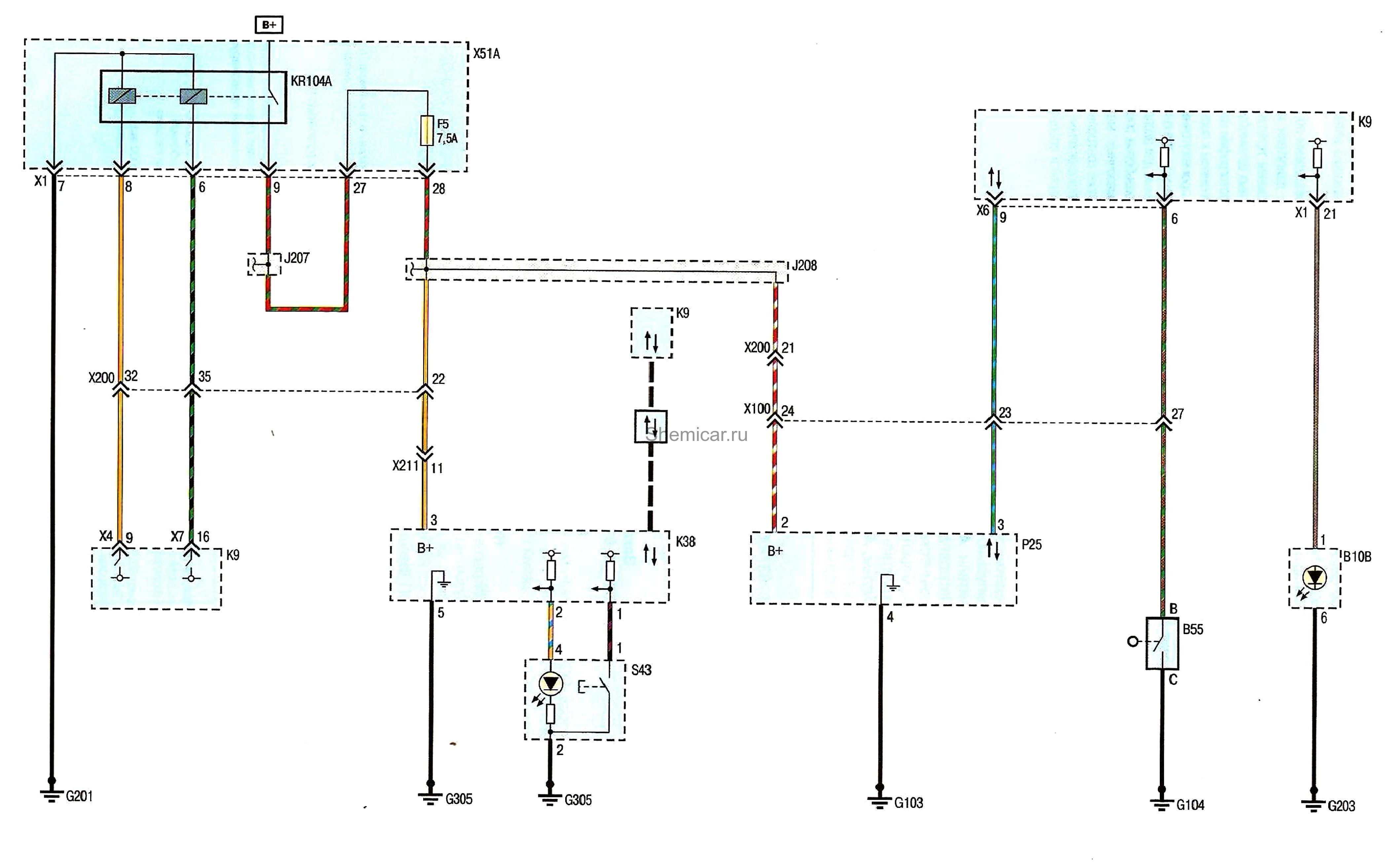 Схема топливной системы шевроле круз фото 120