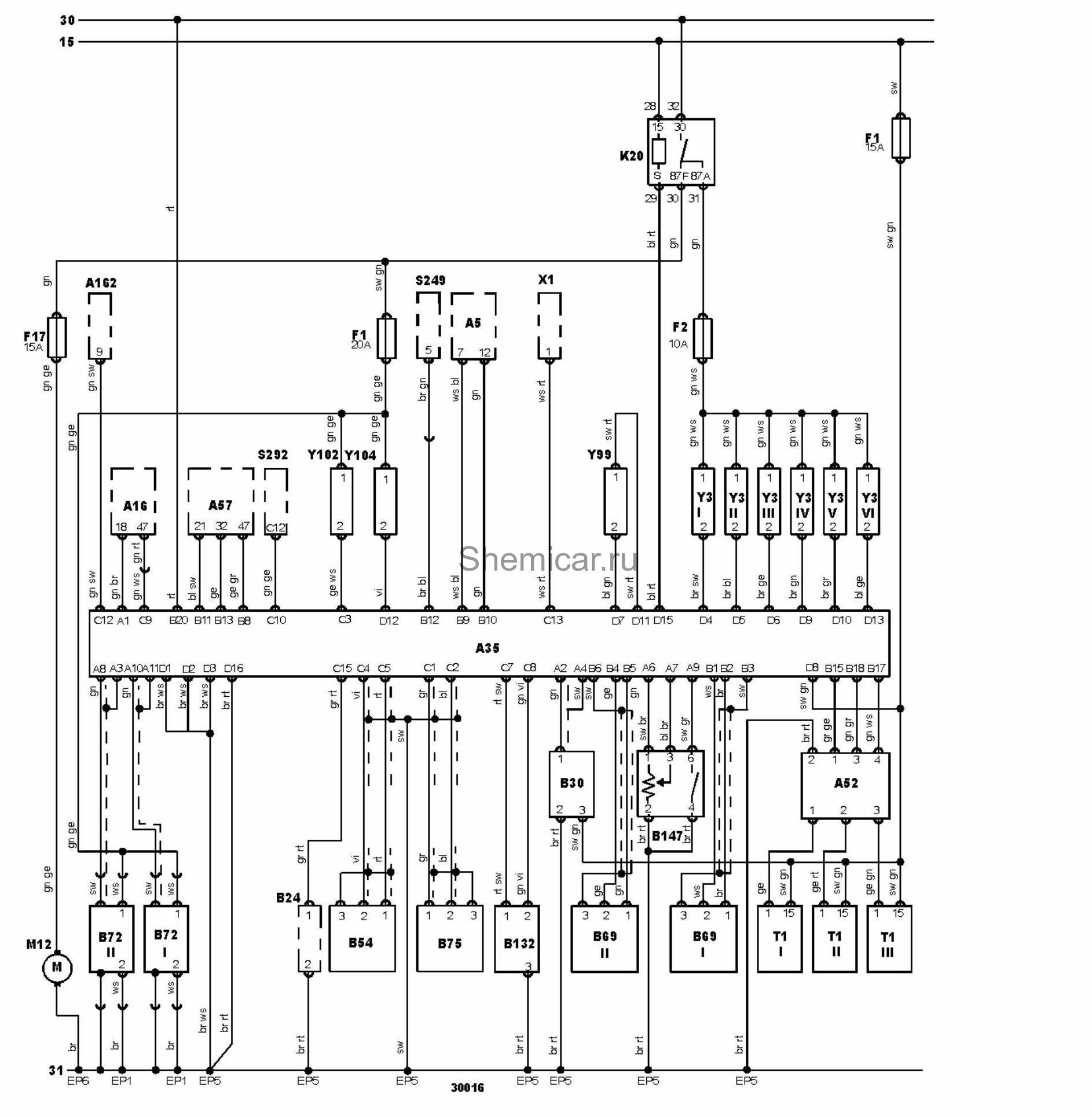 Audi 80 схема двигателя фото 34